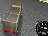 Флеш игра Рывок грузовика 3D
