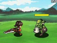 Флеш игра Рывок рыцаря
