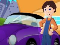 Флеш игра СТО и автомойка