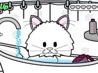 Флеш игра Салон для кошек