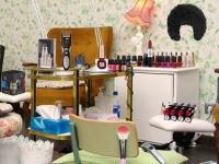 Флеш игра Салон красоты: Поиск предметов