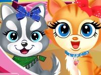 Флеш игра Салон красоты для животных 2