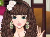 Флеш игра Салон красоты и парикмахерская