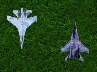 Флеш игра Самолет-разрушитель
