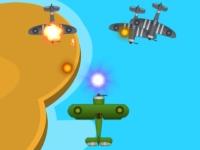 Флеш игра Самолеты атакуют