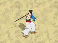Флеш игра Самурай навсегда