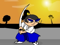 Флеш игра Самурай