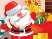 Флеш игра Санта Клаус