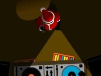 Флеш игра Санта - домушник