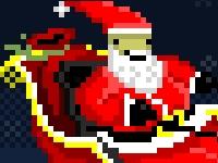 Флеш игра Санта мания