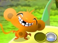 Флеш игра Счастливая обезьянка
