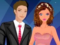 Флеш игра Счастливая свадьба