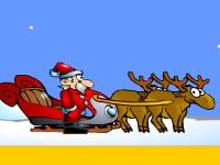 Флеш игра Счастливого рождества