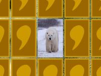 Флеш игра Счастливые медведи: Найди пару