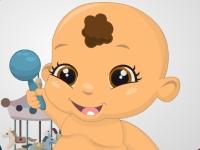 Флеш игра Счастливый ребенок