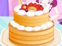 Флеш игра Счастливый торт
