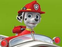 Флеш игра Щенячий патруль и друзья: Пожарники