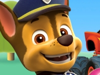 Флеш игра Щенячий патруль и друзья: Сад дружбы