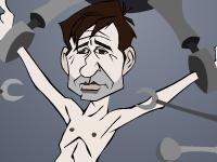 Флеш игра Секретные материалы: Похищение Малдера