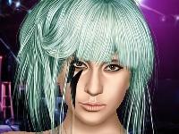 Флеш игра Секреты красоты от Леди Гага