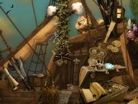 Флеш игра Секреты пиратского острова