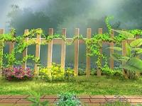 Флеш игра Секреты в саду: Поиск букв