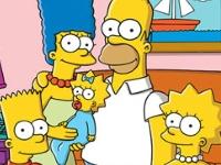 Флеш игра Семейство Симпсонов: Пазл