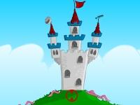 Флеш игра Шаткий замок