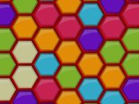 Флеш игра Шестиугольные блоки