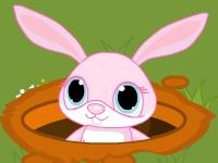 Флеш игра Шлепни кролика