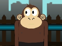 Флеш игра Шлепни обезьяну