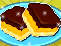 Флеш игра Шоколадные конфеты с карамелью