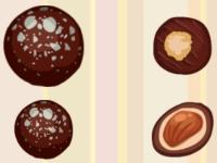 Флеш игра Шоколадные печеньки