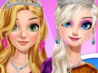 Флеш игра Шопинг принцесс на майские праздники