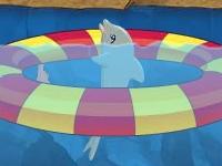 Флеш игра Шоу с дельфином 3