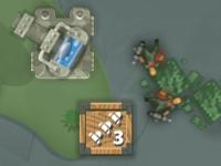 Флеш игра Штурмовой танк