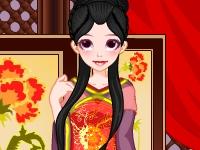 Флеш игра Симпатичная китайская принцесса