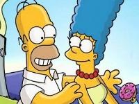 Флеш игра Симпсоны: Поиск чисел