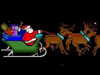 Флеш игра Симулятор Деда Мороза
