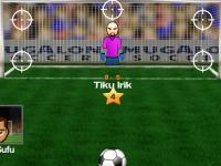 Флеш игра Симулятор футбола