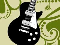 Флеш игра Симулятор гитары