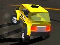 Флеш игра Симулятор игрушечного автомобиля