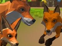 Флеш игра Симулятор лисы