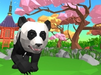 Флеш игра Симулятор панды