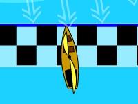 Флеш игра Симулятор плаванья под парусами