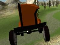Флеш игра Симулятор трюков на машине: Мультиплеер