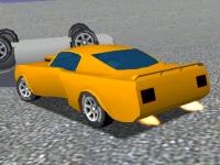 Флеш игра Симулятор трюков на машине