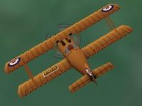 Флеш игра Симулятор воздушного боя