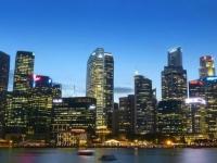 Флеш игра Сингапур: Пазл