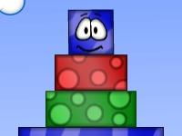 Флеш игра Синий куб 2
